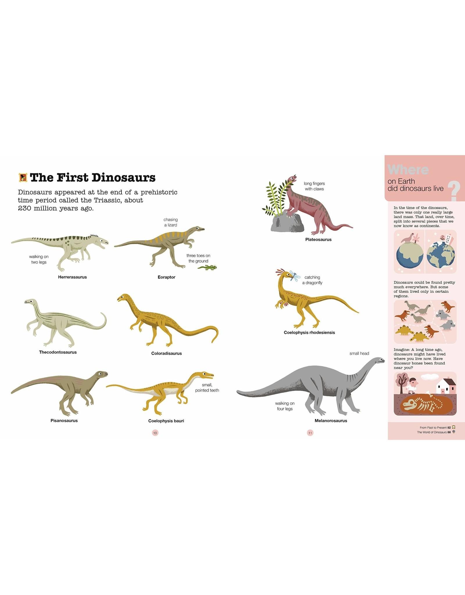 Raincoast Books Do You Know?: Dinosaurs and the Prehistoric World