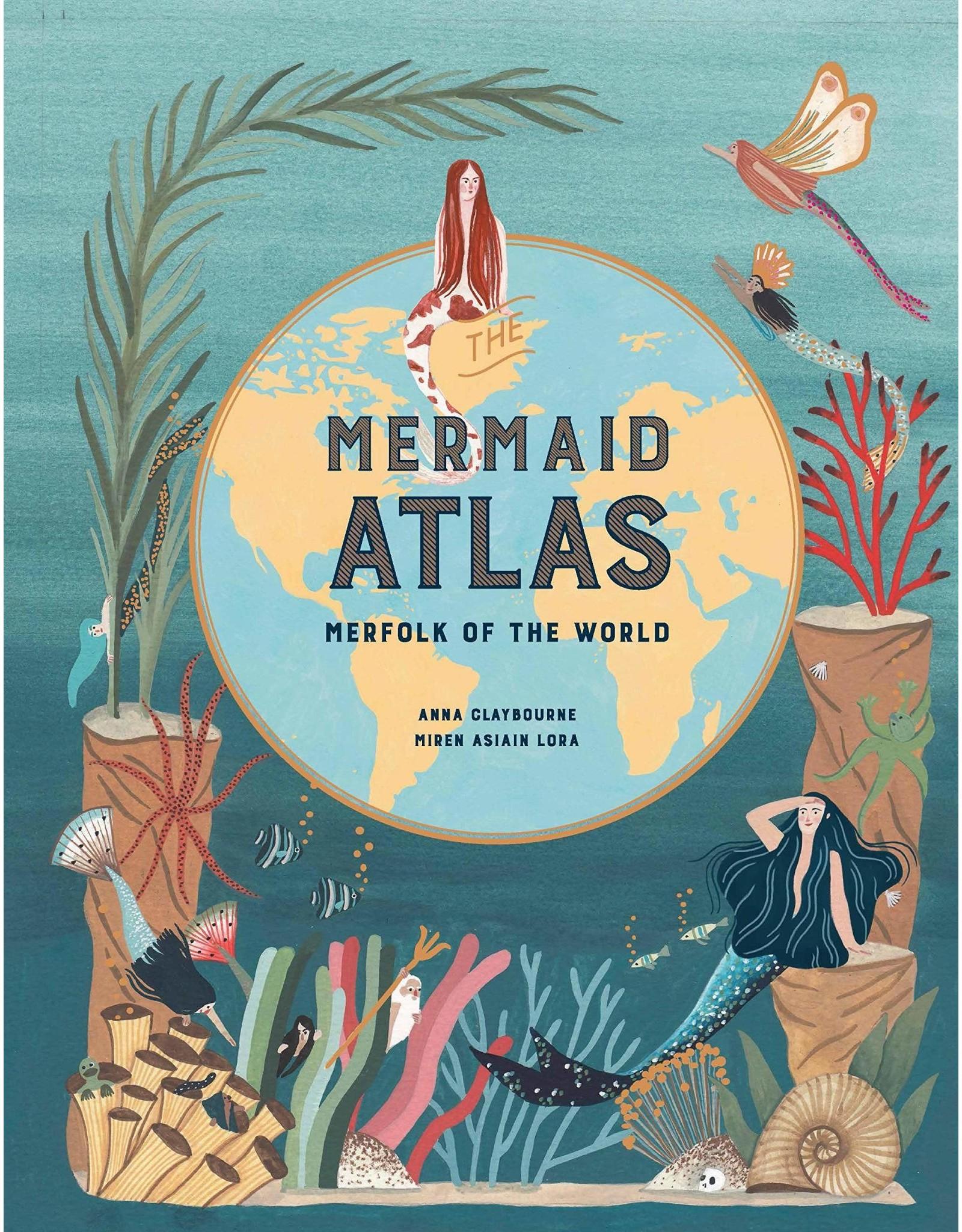 Raincoast Books Mermaid Atlas  Merfolk of the World
