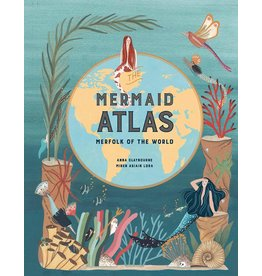 Raincoast Books Mermaid Atlas  Merfolk of the World