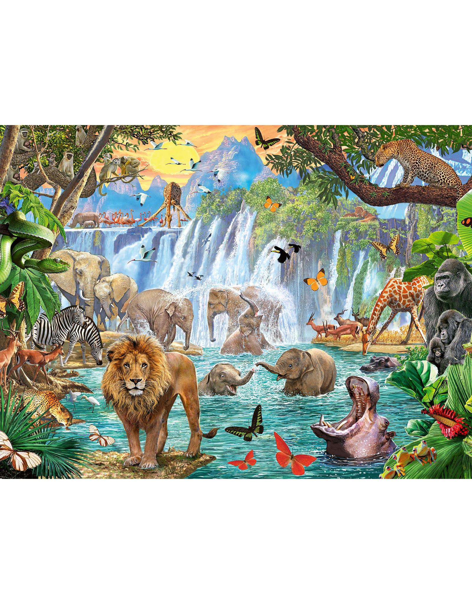Ravensburger Waterfall Safari (1500 Pc)