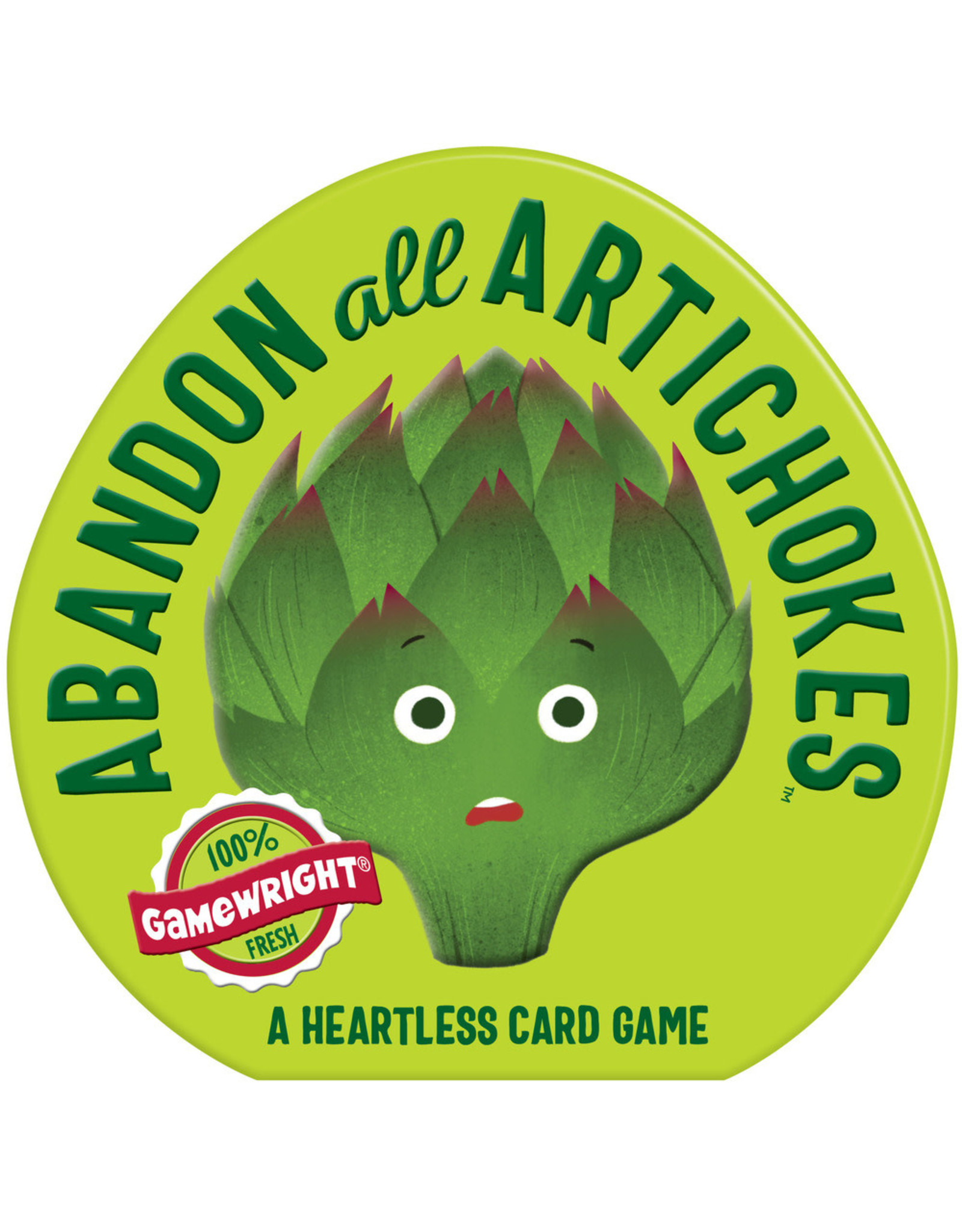 Gamewright Abandon All Artichokes A Heartless Card Game