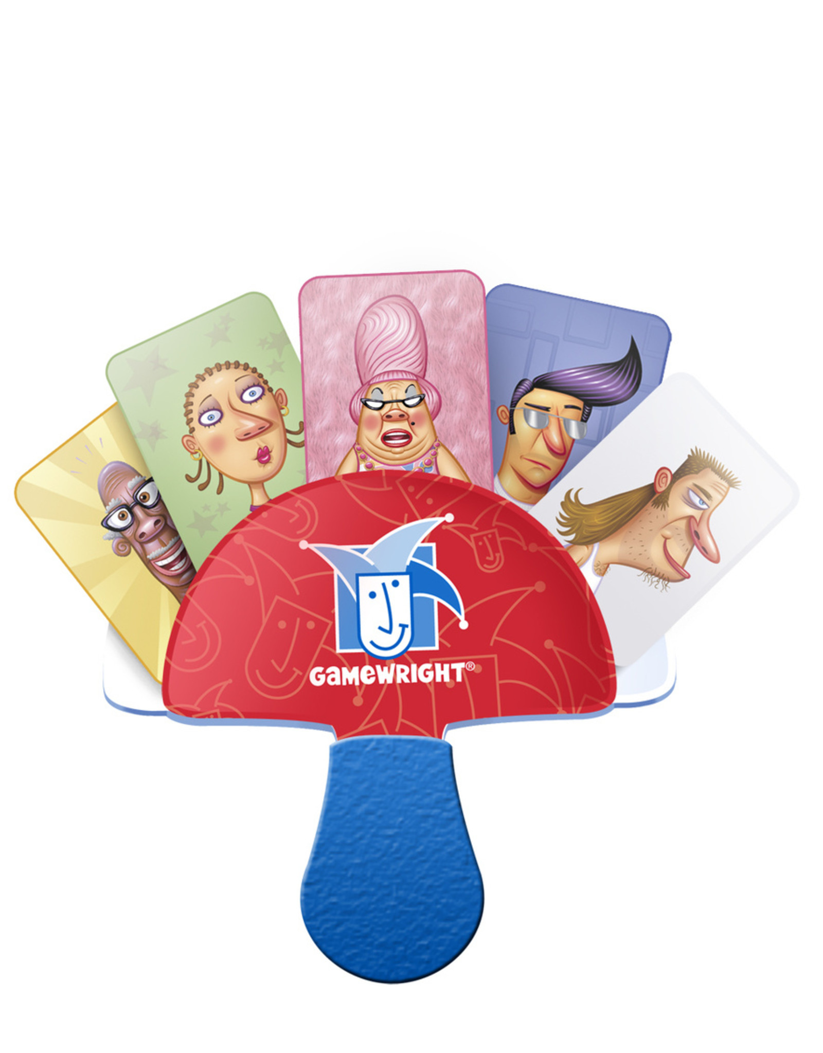 Gamewright Original Little Hands™ Playing Card Holder