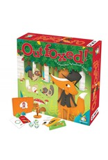 Gamewright Outfoxed!™ A Cooperative Whodunit Game