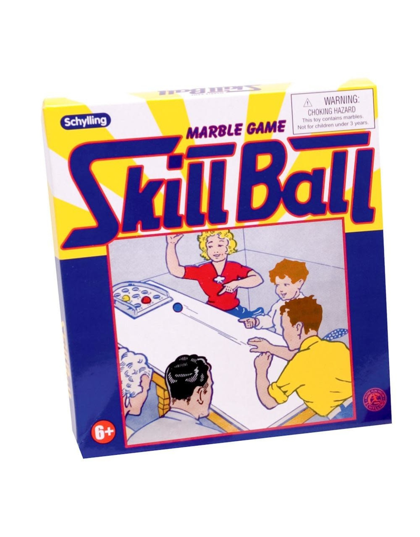 Schylling Skillball Marble Game