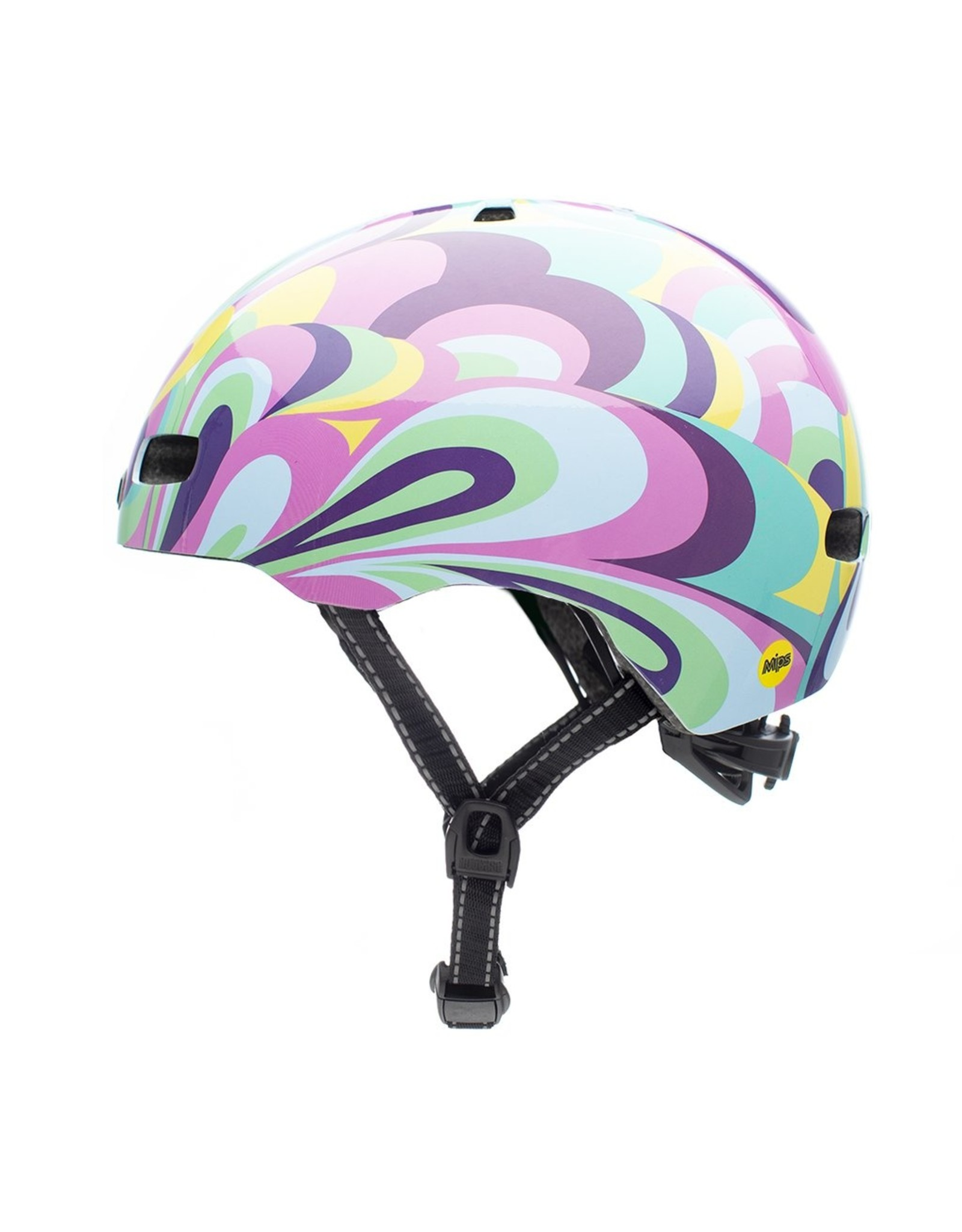 Nutcase Street  Wavy Gravy Gloss Mips Helmet M