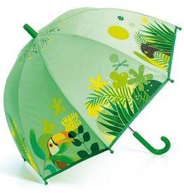 Djeco Tropical Jungle Umbrella By Djeco