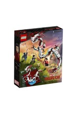 LEGO Super Heroes - 76177 - Shang-Chi and the Legend of the Ten Rings - Battle at the Ancient Village