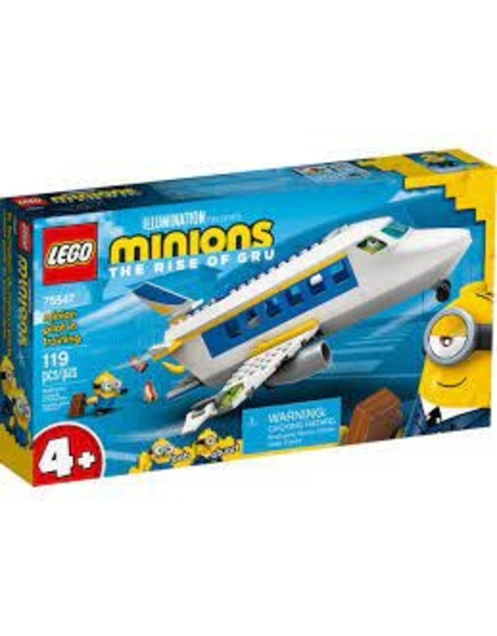LEGO Minions - 75547 - Minion pilot in Training