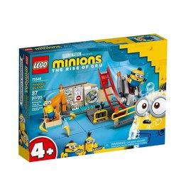 LEGO Minions - 75546 - Minions in Gru's Lab