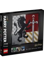 LEGO LEGO® Harry Potter™ Hogwarts™ Crests