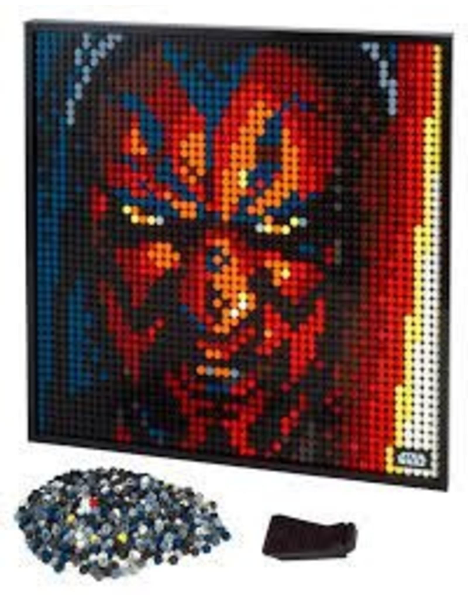LEGO LEGO® Art Star Wars™ The Sith™