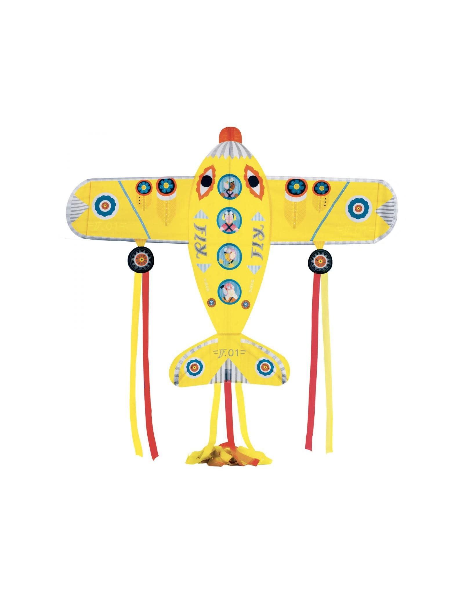 Djeco Maxi Plane Kite