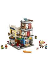 LEGO LEGO CREATOR – 31097 TOWNHOUSE PET SHOP & CAFÉ