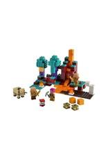 LEGO Minecraft 21168 The Warped Forest