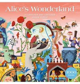 Laurence King Alice's Wonderland 1000 Piece