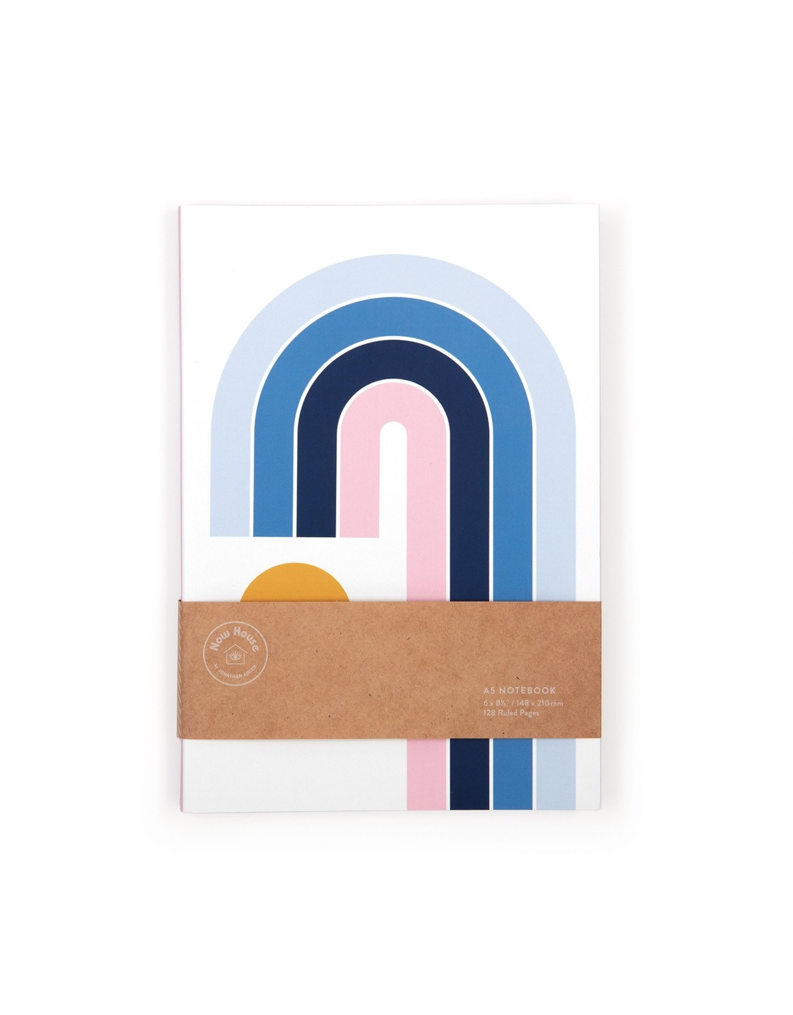 Galison Now House by Jonathan Adler Miami A5 Notebook