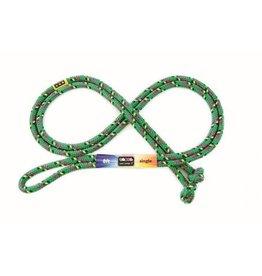 Just Jump It Green Confetti Jump Rope 8'