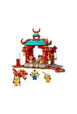 LEGO Minions Rise of Gru 75550 Mnions Kung Fu Battle