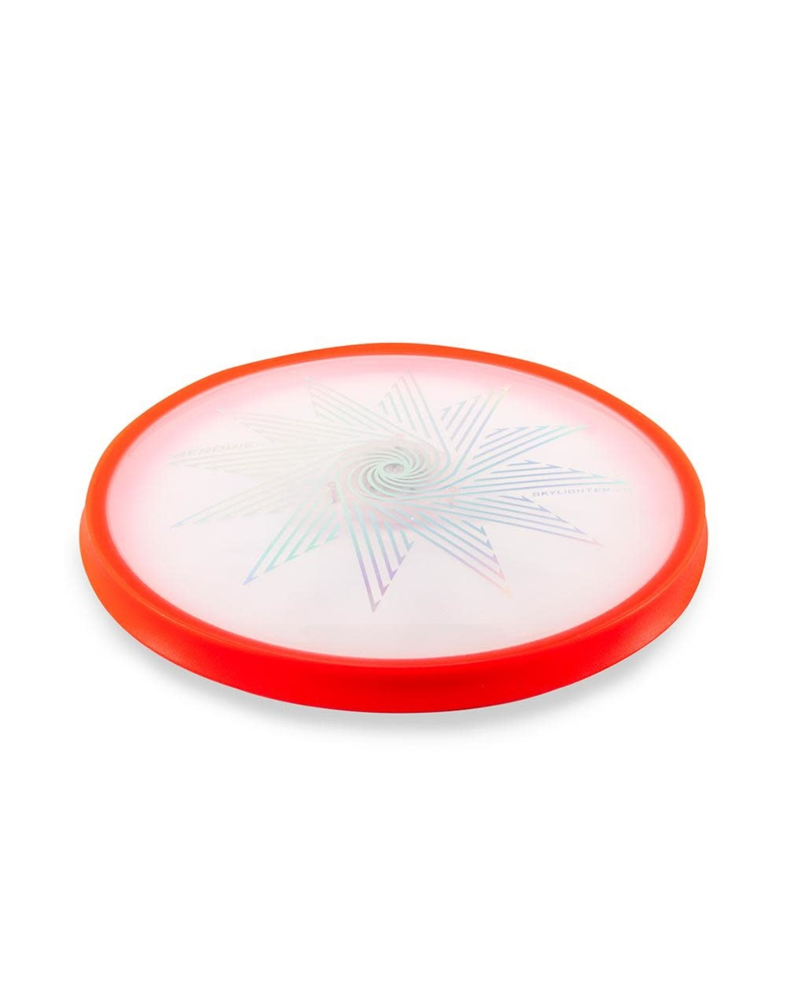 Aerobie Aerobie SkyLighter Light Up Flying Disk Red
