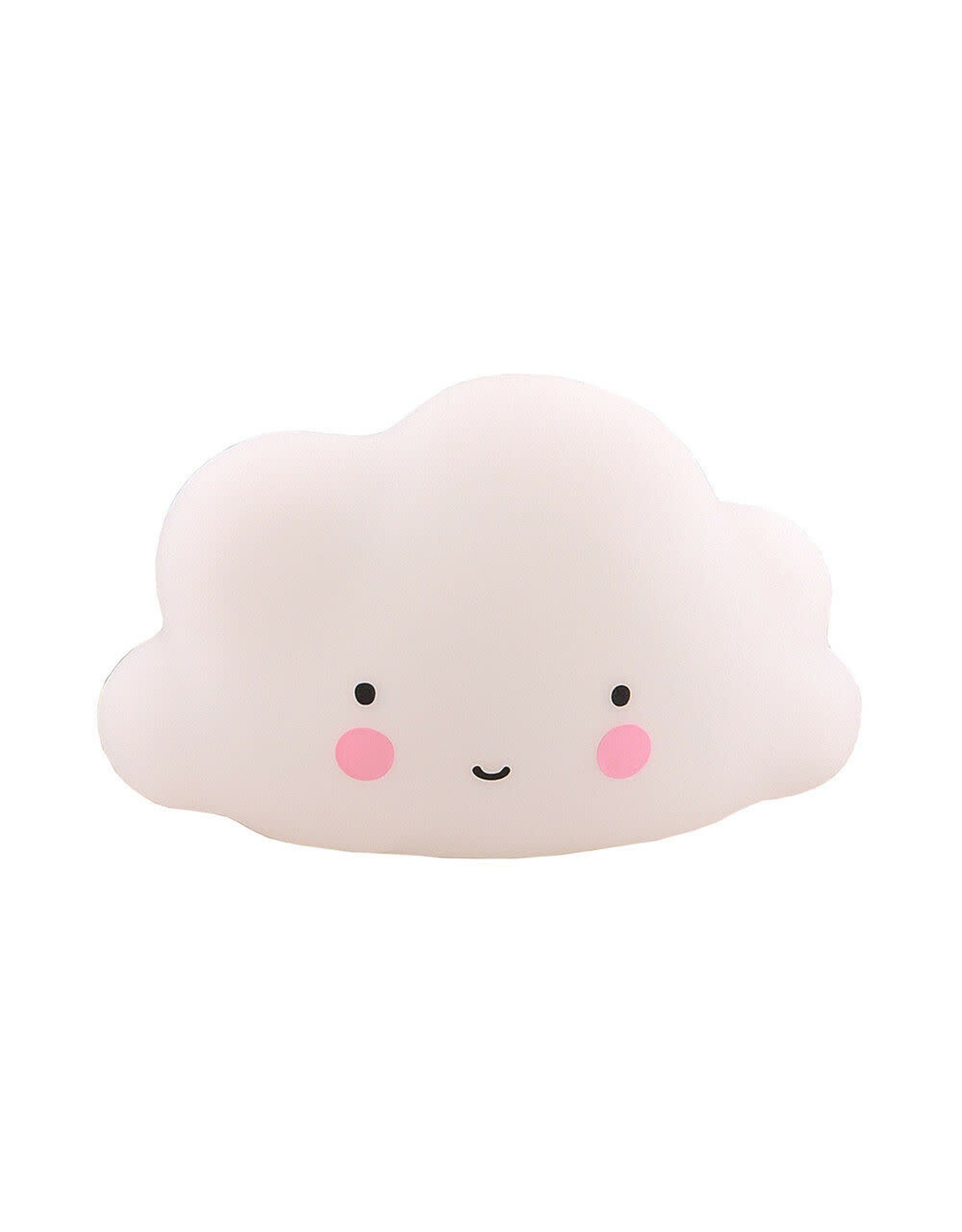 A Little Lovely Company Big Cloud White Night Light