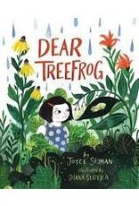 Raincoast Books Dear Treefrog By Joyce Sidman