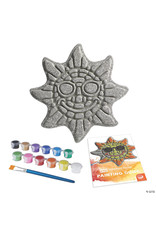 MindWare Paint-Your-Own Stepping Stone:Sun