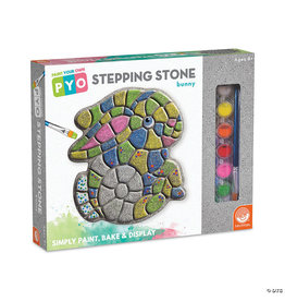 MindWare Paint-Your-Own Stepping Stone:Bunny