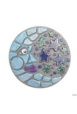 MindWare Paint-Your-Own Stepping Stone:Moon and Stars