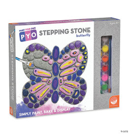 MindWare Paint Your Own Stepping Stone – Butterfly