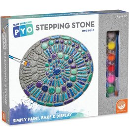 MindWare Paint Your Own Stepping Stone – Mosaic