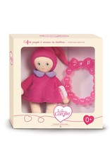 Corolle Grenadine Mini Miss And Baby Teether Doll