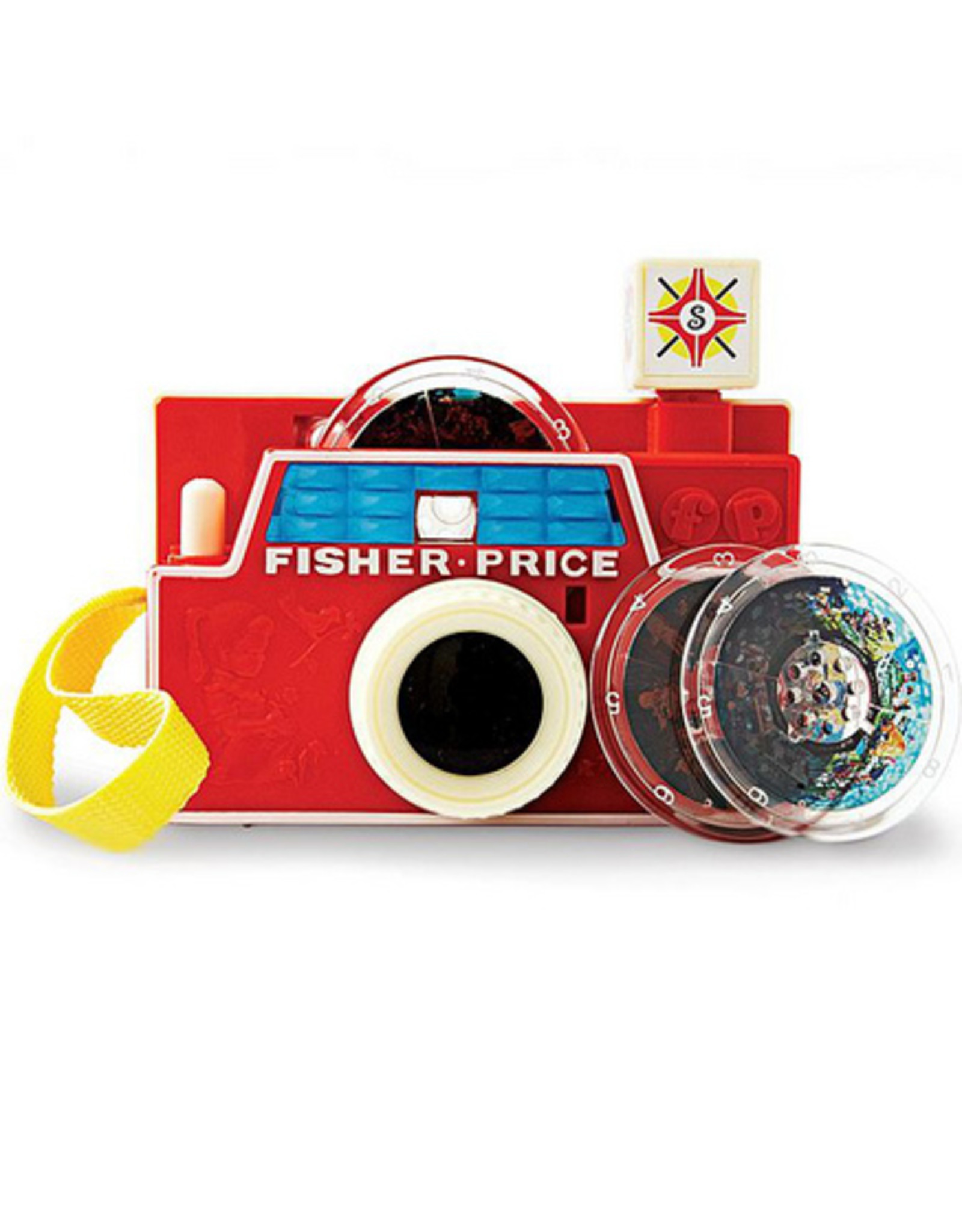 Fisher Price Changeable Picture Disc Camera