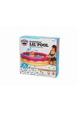 Big Mouth Inc Frosted Donut Lil' Pool