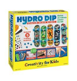 Creativity for Kids Hydro Dip Custom Skate Studio