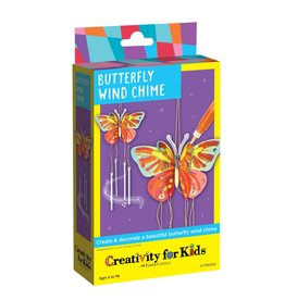 Creativity for Kids Butterfly Wind Chime Mini Kit