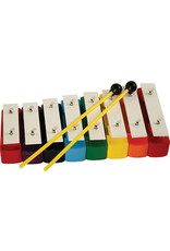 Mano Percussion Mano Glock Chime Bars  8 note