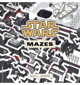 Raincoast Books Star Wars Mazes