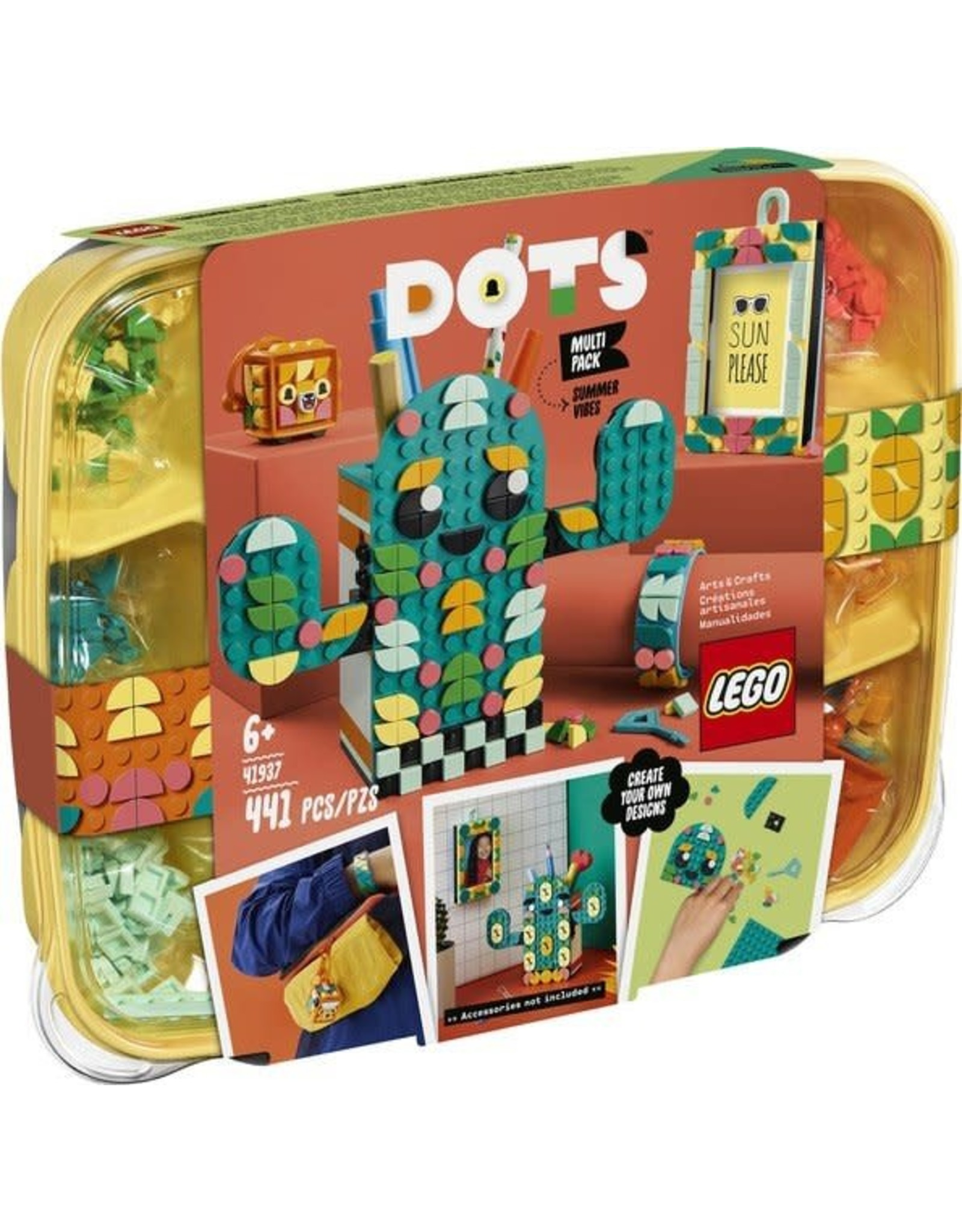 LEGO Dots - 41937 Multi Pack - Summer Vibes