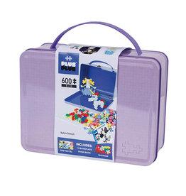 Plus-Plus Metal Suitcase   Pastel 600pcs