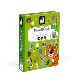 Janod Animals Magneti'book
