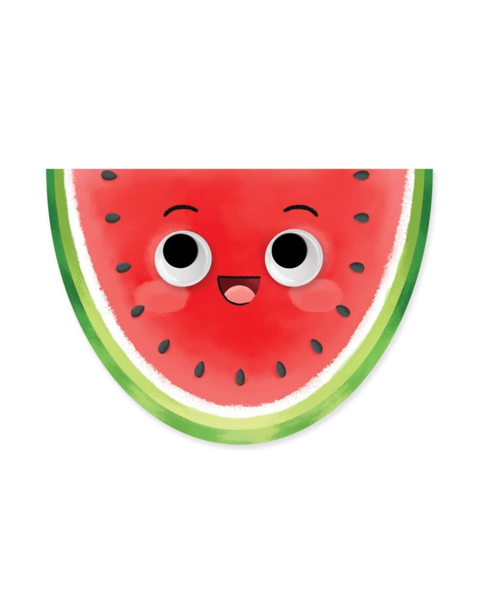 Peaceable Kingdom Watermelon Card