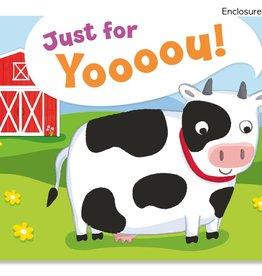 Peaceable Kingdom Moo Cow Enclosure