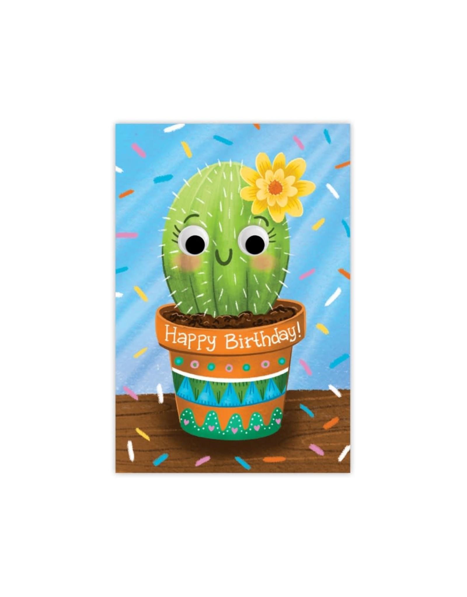 Peaceable Kingdom Cactus  Enclosure
