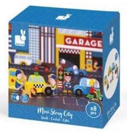 Janod Mini Story Box City