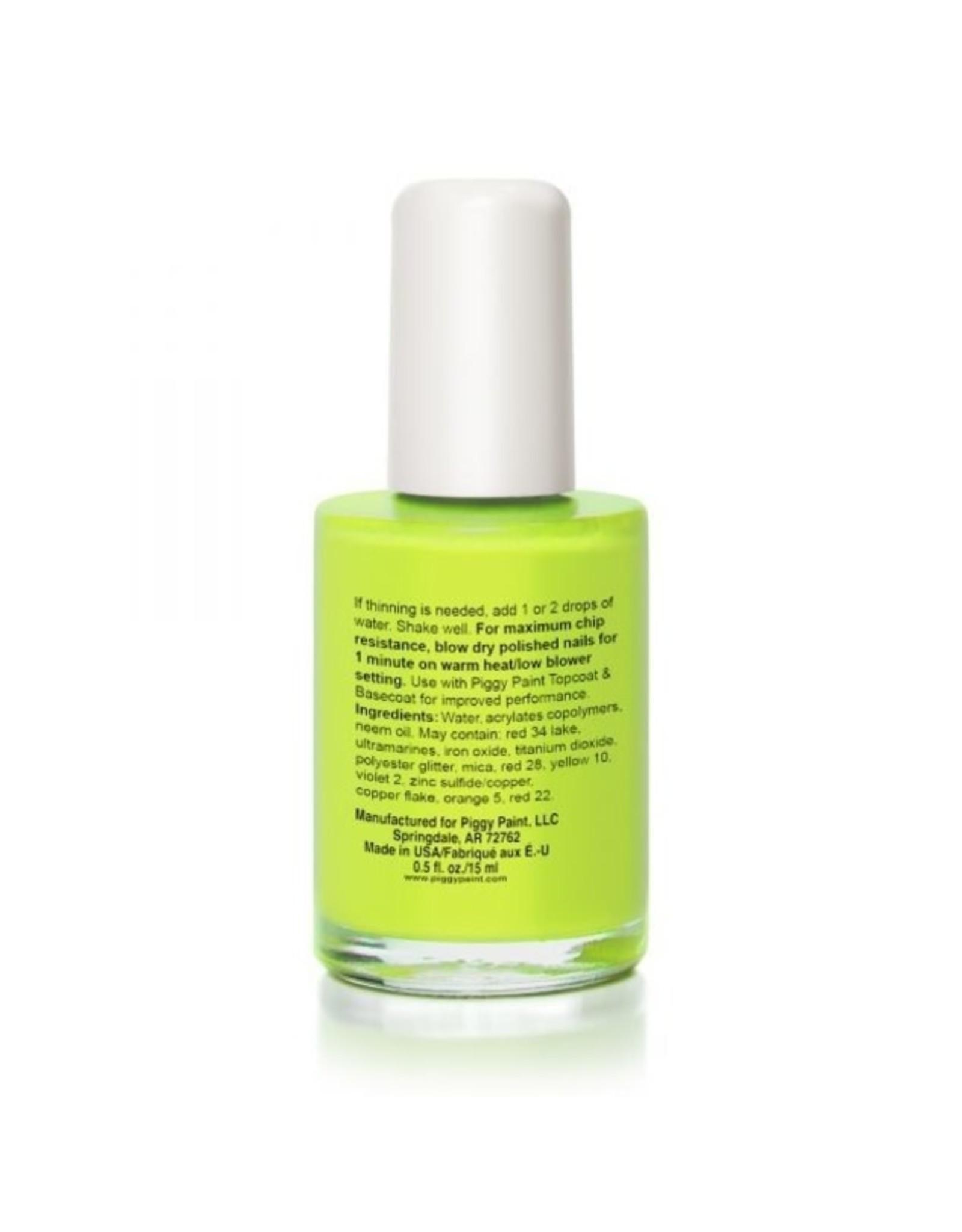 Piggy Paint Lime Time Nail Polish