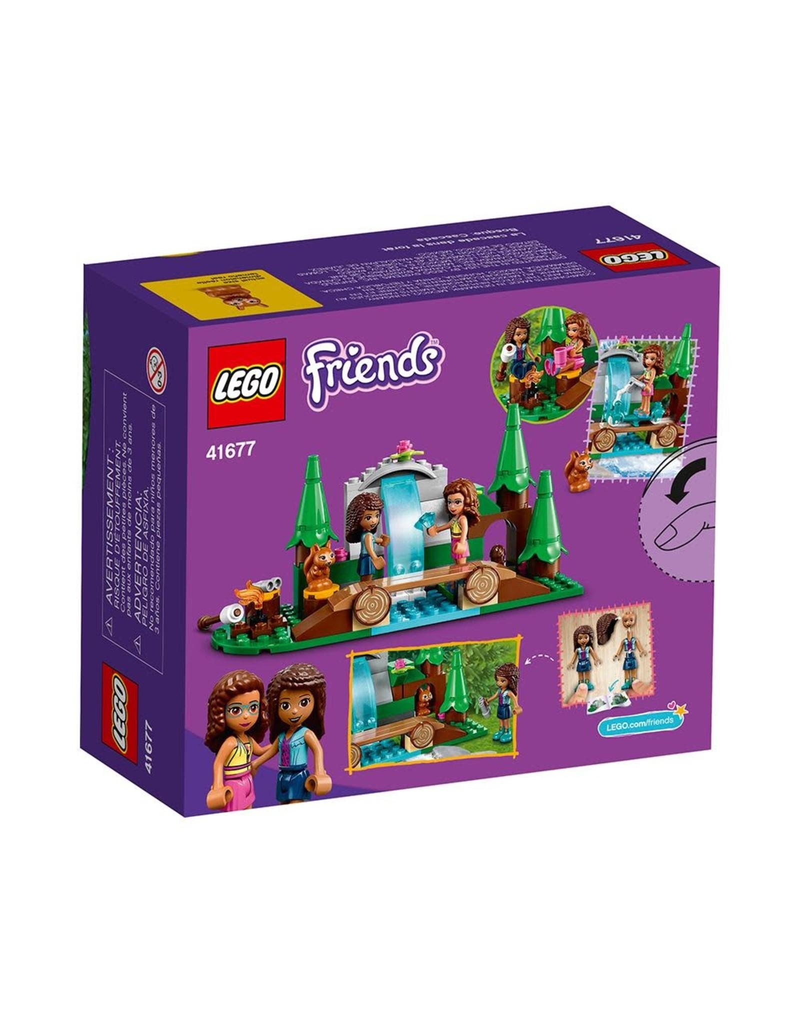 LEGO Friends  41677 Forest Waterfall