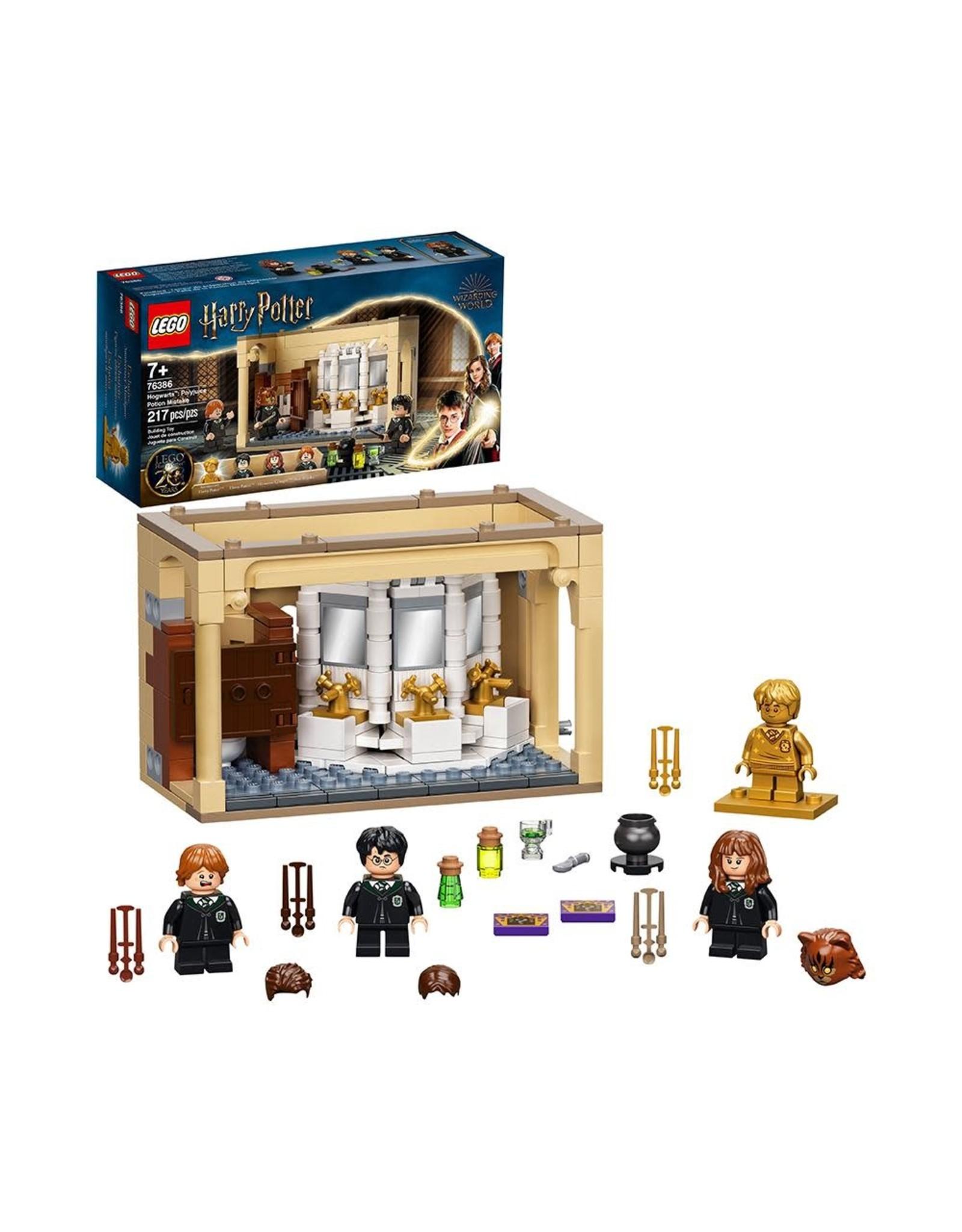 LEGO Harry Potter - 76386 Hogwarts: Polyjuice Potion Mistake