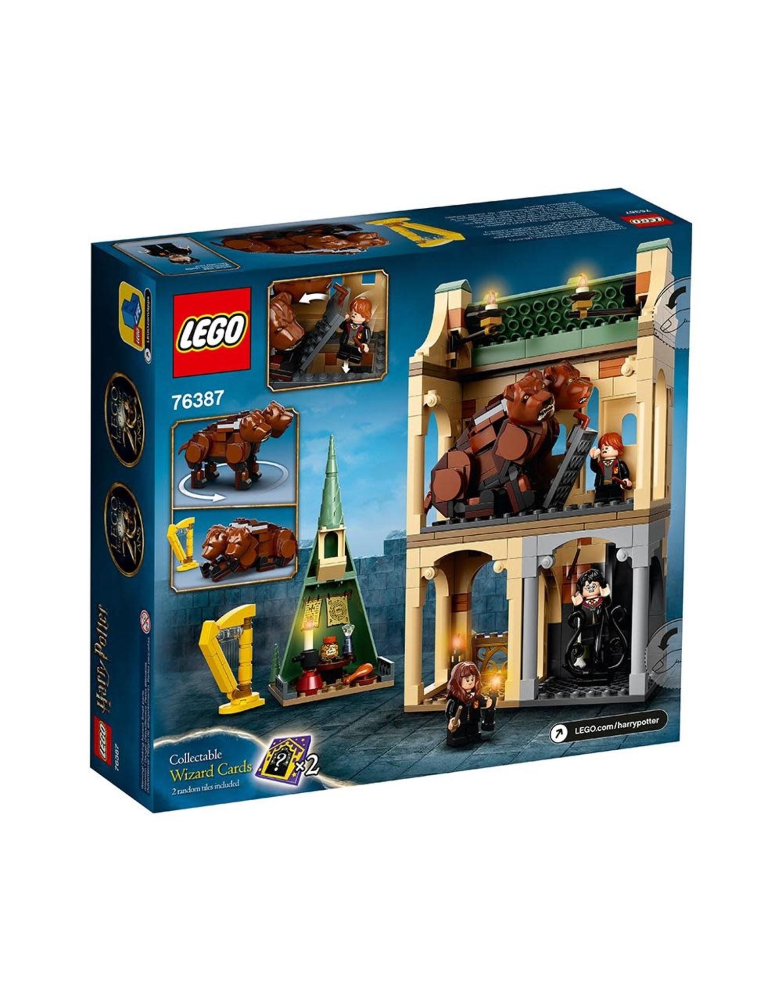 LEGO Harry Potter - 76387 Hogwarts: Fluffy Encounter