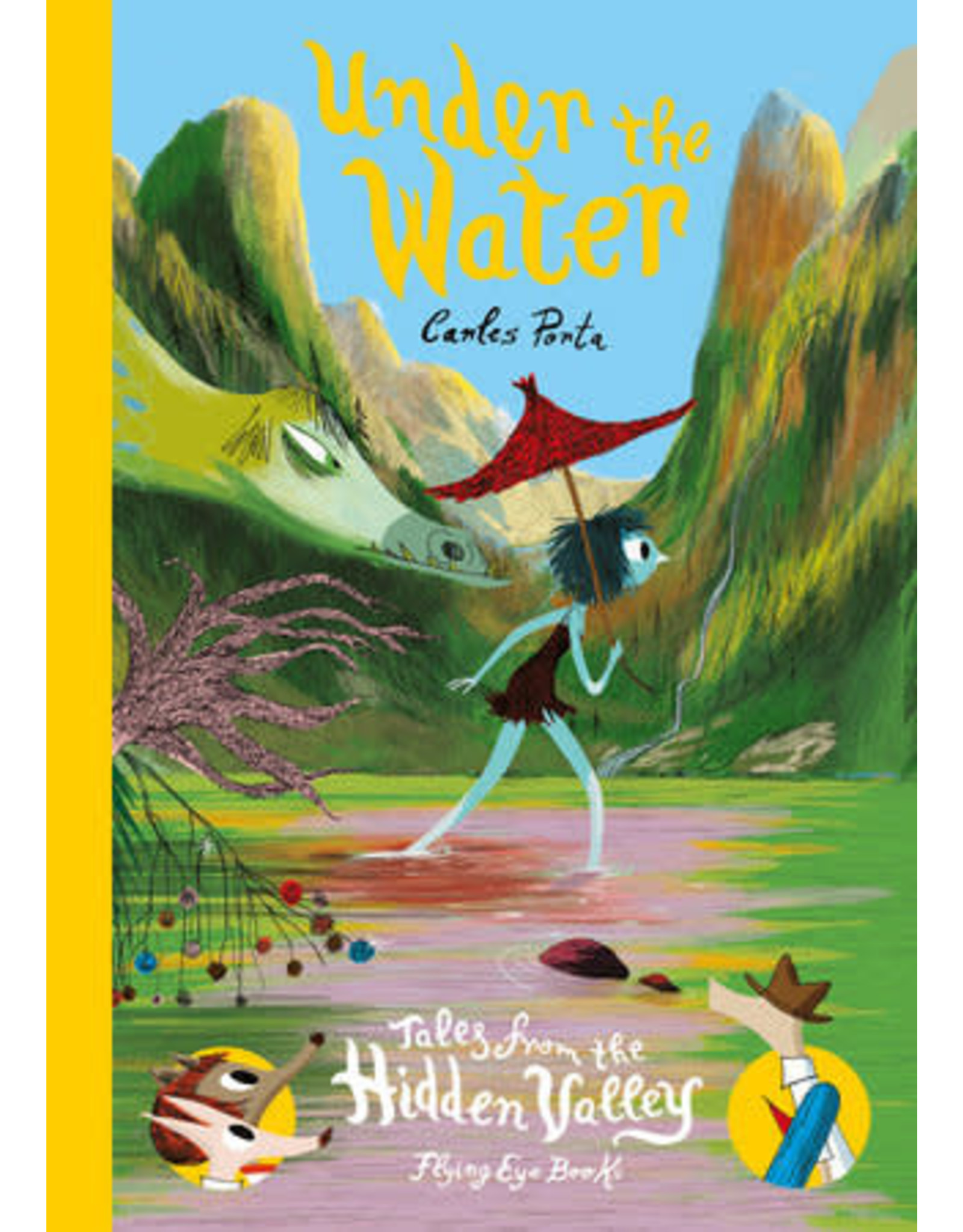 Penguin Random House Canada Under the Water: Tales from the Hidden Valley Tales From the Hidden Valley Book Four