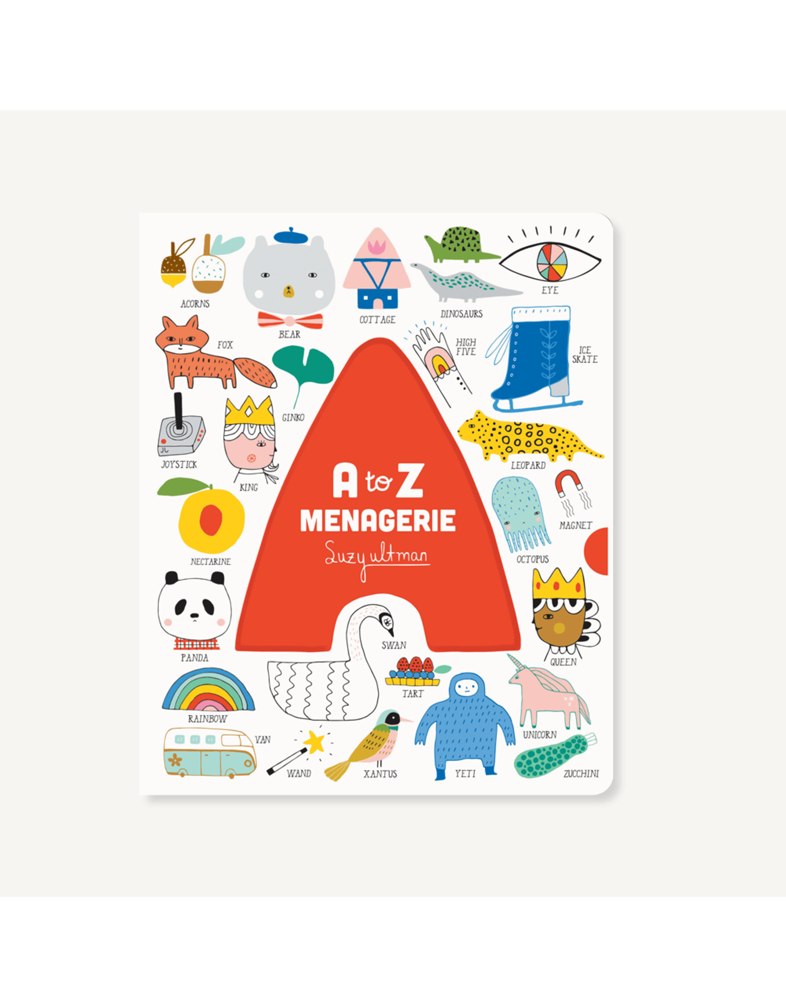 Raincoast Books A To Z Menagerie